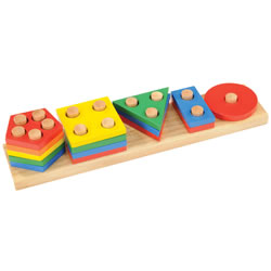 Super Shape Sorter