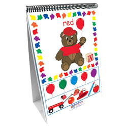 All About Colors Flip Chart