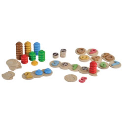 Eco-Friendly Learn, Number, and Count