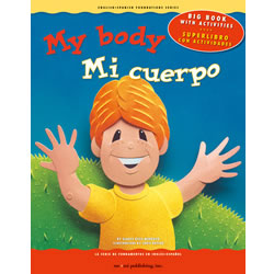 My Body - Bilingual Big Book