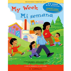 My Week - Bilingual Big Book