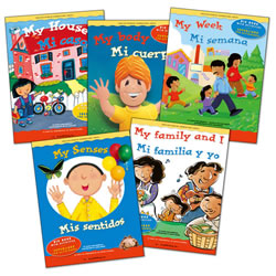 All About Me (Set of 5)