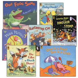 Fun at School Book Set (Set of 7)