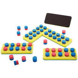 Magnetic Ten Frames (Set of 4)