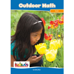 Outdoor Math - Big Book
