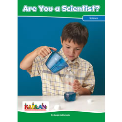 Are You a Scientist? - Science Big Book