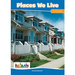 Places We Live - Social Studies Big Book