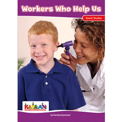 Workers Who Help Us - Social Studies Big Book