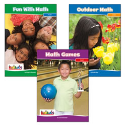 Math in My World Big Book Set (Set of 3)