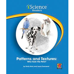 Patterns and Textures: Who Took The Pets? (Level B)