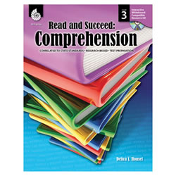 Read and Succeed: Comprehension Grade 3