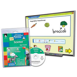 Interactive Whiteboard Activities: Science 2nd Edition
