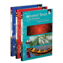 Leveled Texts for Science (Set of 3)