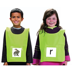 Active Learning Vests (set of 6)