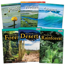 Earth's Ecosystem - Grades 1 - 2 (Set of 6)