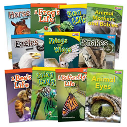 Animals and Insects - Grades 1 - 2 (Set of 11)