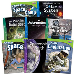 Space Exploration - Grades 3 - 5 (Set of 8)