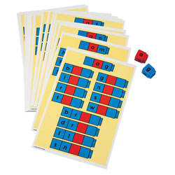 Unifix® Word Family Cards