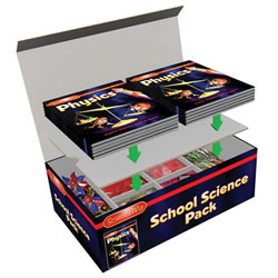 Physics School Science Pack