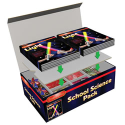 Light School Science Pack