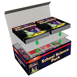 Chemistry School Science Pack