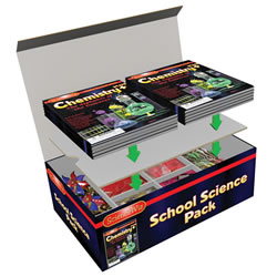 Chemistry Plus School Science Pack