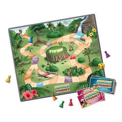 Jungle Journey Board Game