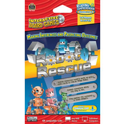 Robot Rescue Interactive Game