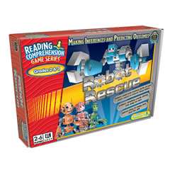 Robot Rescue Board Game