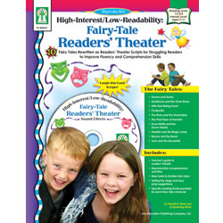 High Interest / Low-Readability: Fairy-Tale Reader's Theater