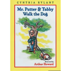 Mr Putter & Tabby Walk The Dog - Paperback