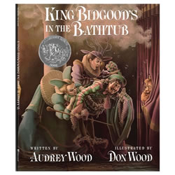 King Bidgood's in the Bathtub - Hardback