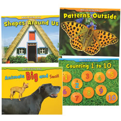Math Every Day Book Set (Set of 4)