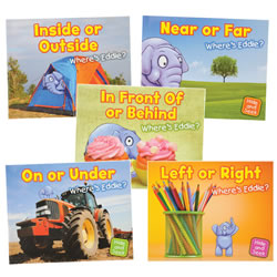 Hide and Seek Book Set (Set of 5)