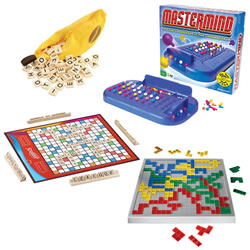 Problem Solving Games (Set of 4)