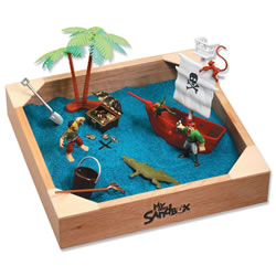 My Little Sandbox® Play Set - Pirates Ahoy!™