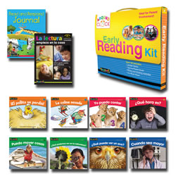 I Can Read: Early Reading Kit (Spanish)