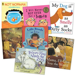 Teacher Recommendations Book Set (Set of 7)