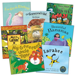 Shared Reading Best Sellers Book Set (Set of 7)