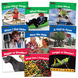 Real Readiness Book Set