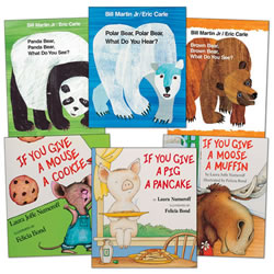 Classroom Favorites Big Book Set (Set of 6)