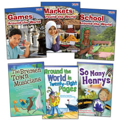 World of Wonder Book Set (Set of 6)