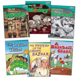 What's the History? Book Set (Set of 6)