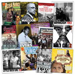 Common Core Black History Set (Set of 13)