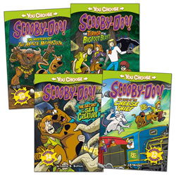 You Choose Stories: Scooby Doo (Set of 4)