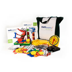 MathShapes Go Figure Take Home Kits