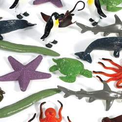 Sealife Collection Replicas (48 Piece Set)