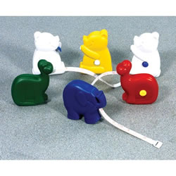 Animal Measuring Tapes