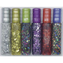 Confetti Glue Pens (Set of 6)