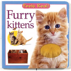 Furry Kittens (Board Book)